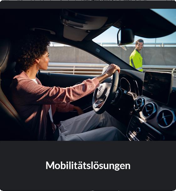 Mercedes-Benz-mobilitätslösungen