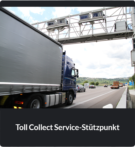 Toll-Collect-Service-Stützpunkt
