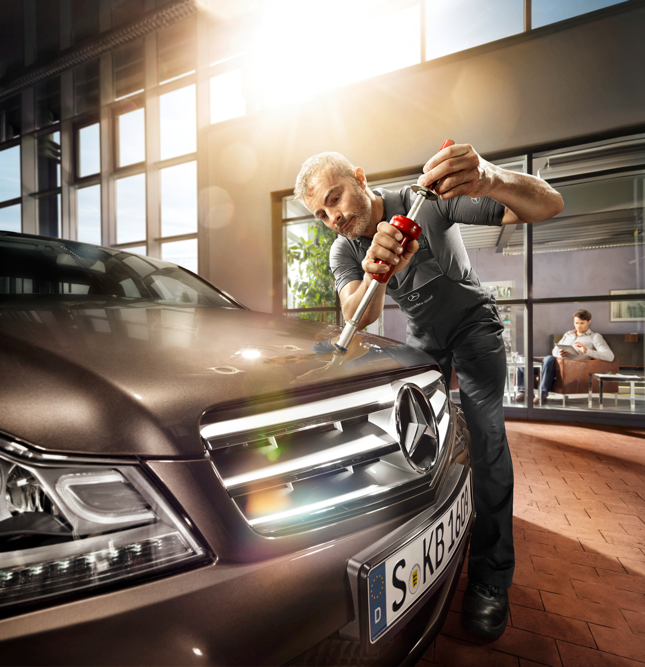 smallrepair bei Mercedes Benz Fahrzeugen
