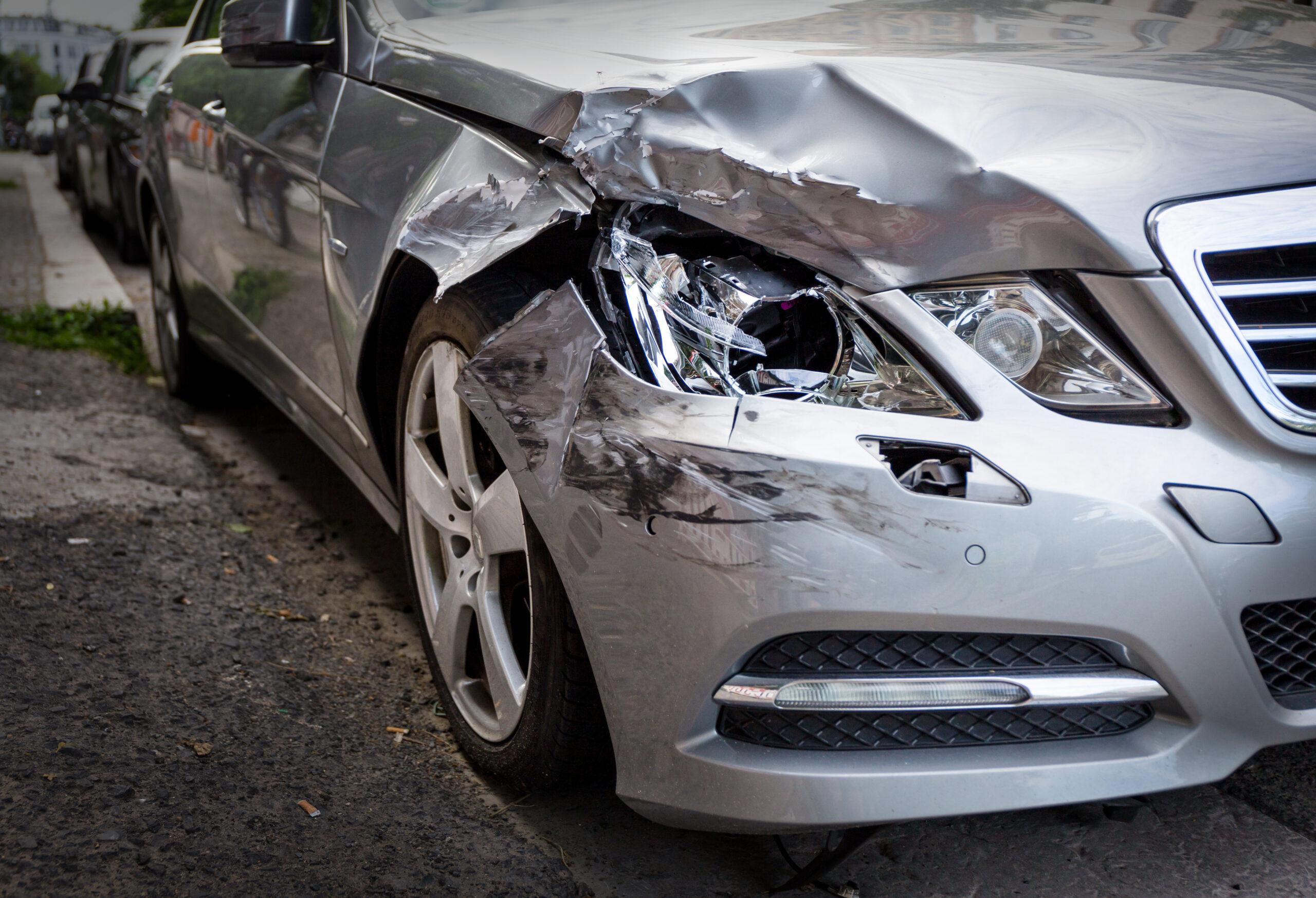 Mercedes Benz Schaden