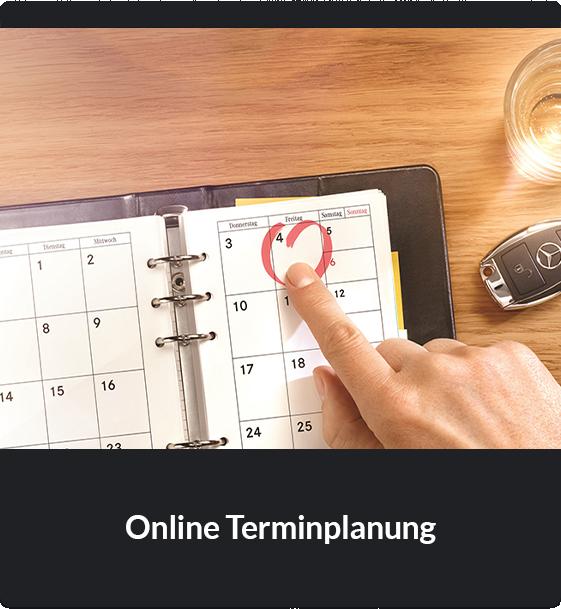 Online-Terminplanung