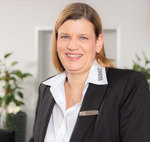 Jenny-Balzer Mitarbeiterin bei Iglhaut