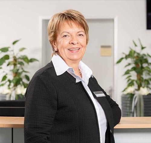 Margot-Mueller Mitarbeiterin bei Iglhaut