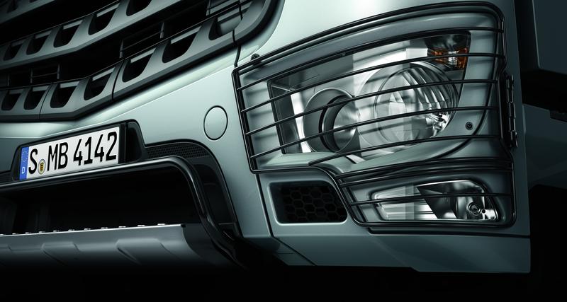 Iglhaut Mercedes Benz Truck