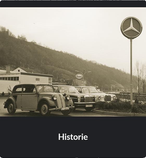 Historie Kachel